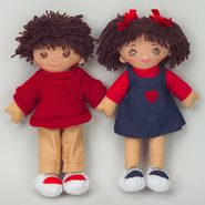"Dexter ""Dolls Boy and Girl Hispanic (19"""" tall)"" at Kmart.com"