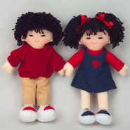 "Dexter ""Dolls Boy and Girl Asian (19"""" tall)"" at Kmart.com"
