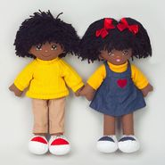 "Dexter ""Dolls Boy and Girl Black (19"""" tall)"" at Kmart.com"