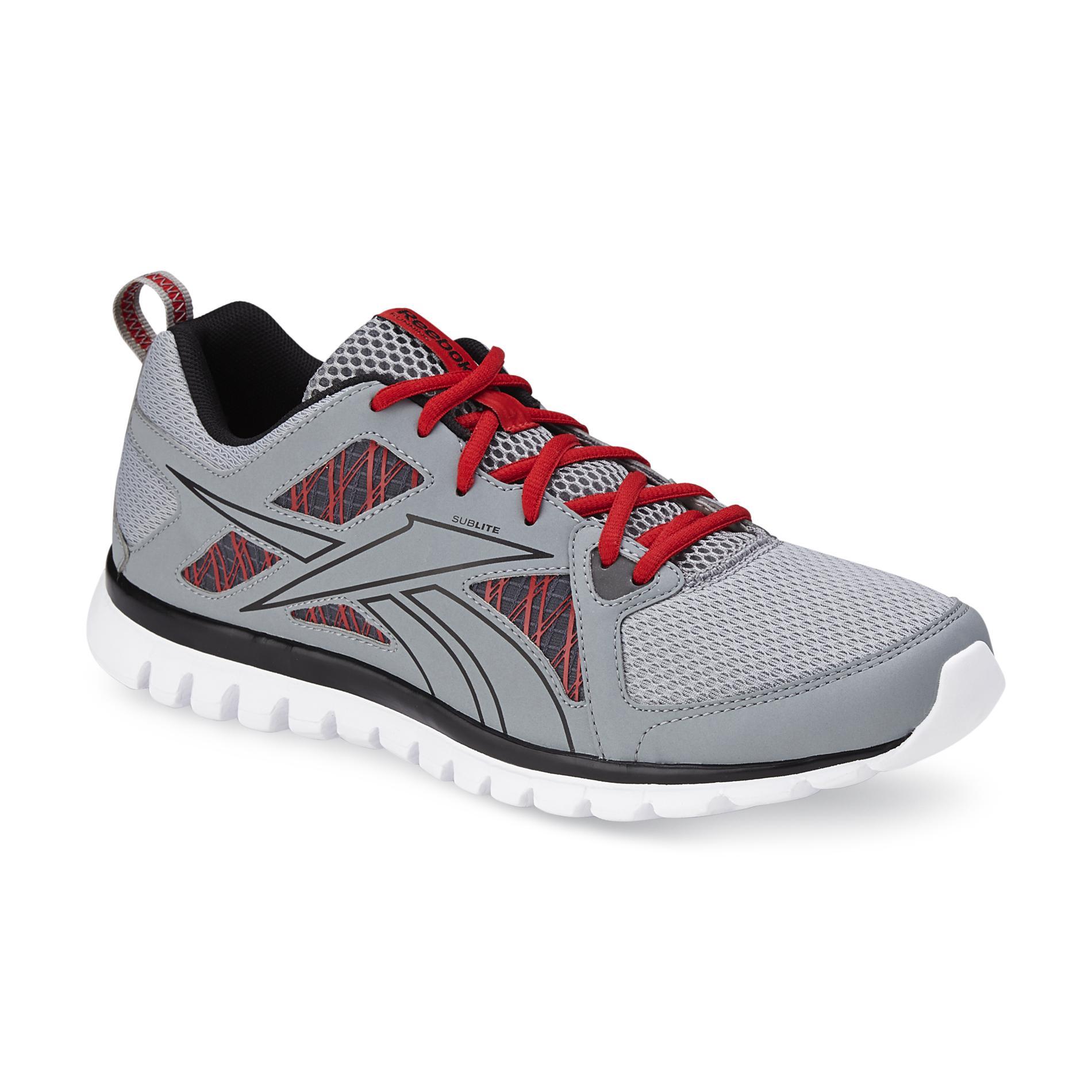 Men S Reebok Sublite Escape   Running Shoes