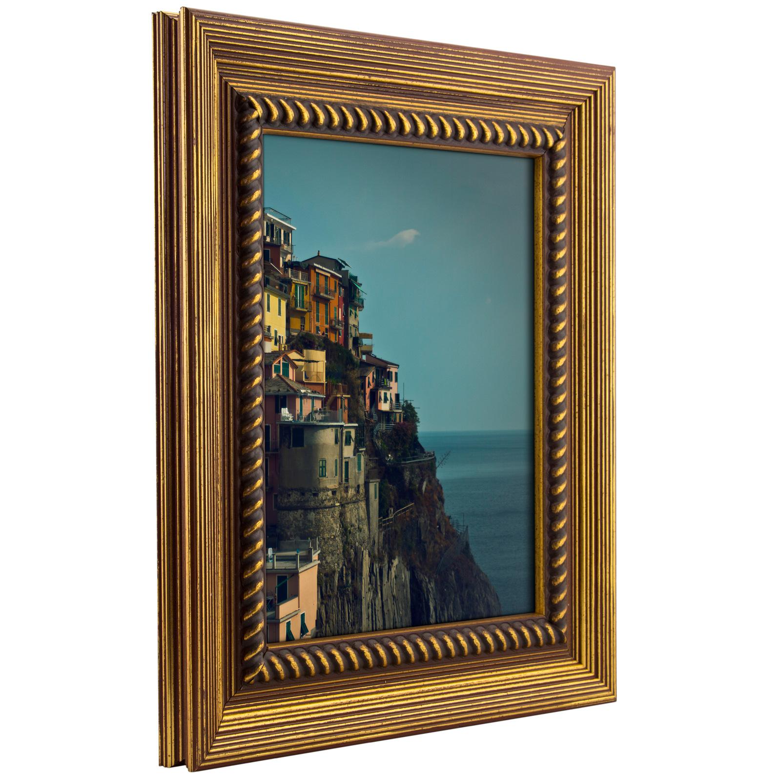 Craig Frames Inc Barnwood Ornate Picture Frame (77845)