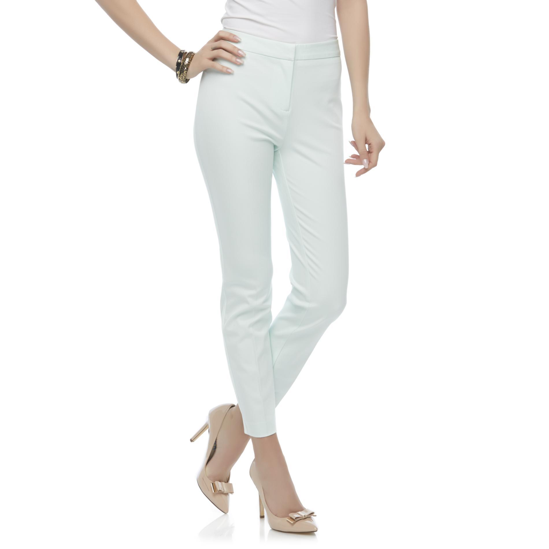 Metaphor Women's Ankle Dress Pants