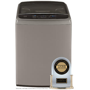 Kenmore Elite 5.2 cu. ft. Top-Load Washer w/ Steam - Metallic Silver