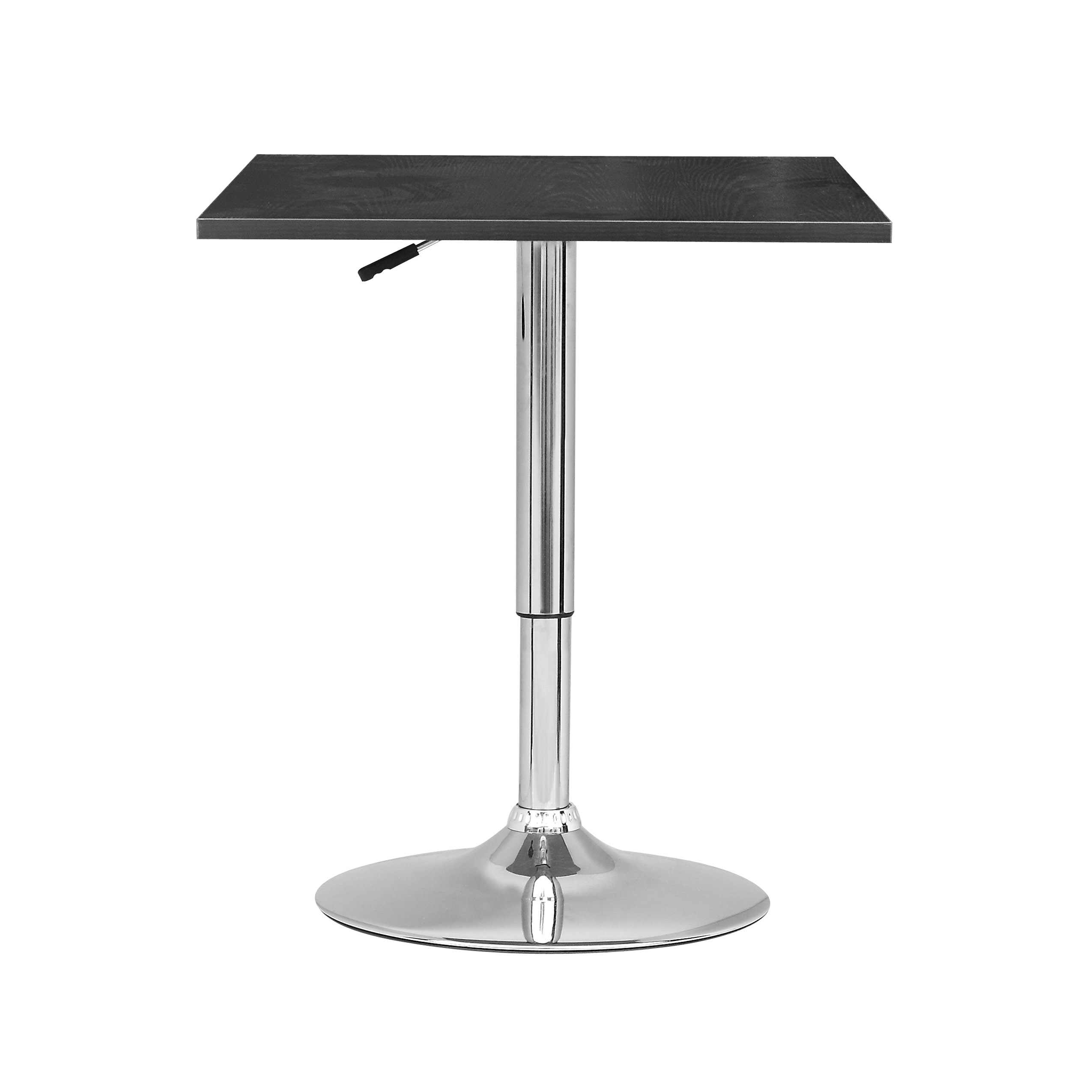 Merveilleux CorLiving Adjustable Height Square Bar Table