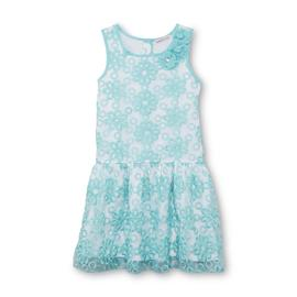 Sophia Grace & Rosie Girl's Drop Waist Dress - Floral at Kmart.com