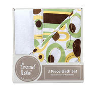 Trend Lab Giggles 3 Pack Bath Bundle Box Set at Kmart.com
