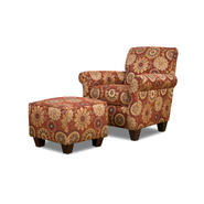 Furniture of America Freva Padded Fabric Chair at Sears.com