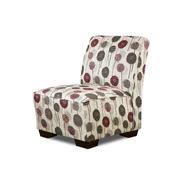 Furniture of America Bradford Padded Fabric Chair at Sears.com
