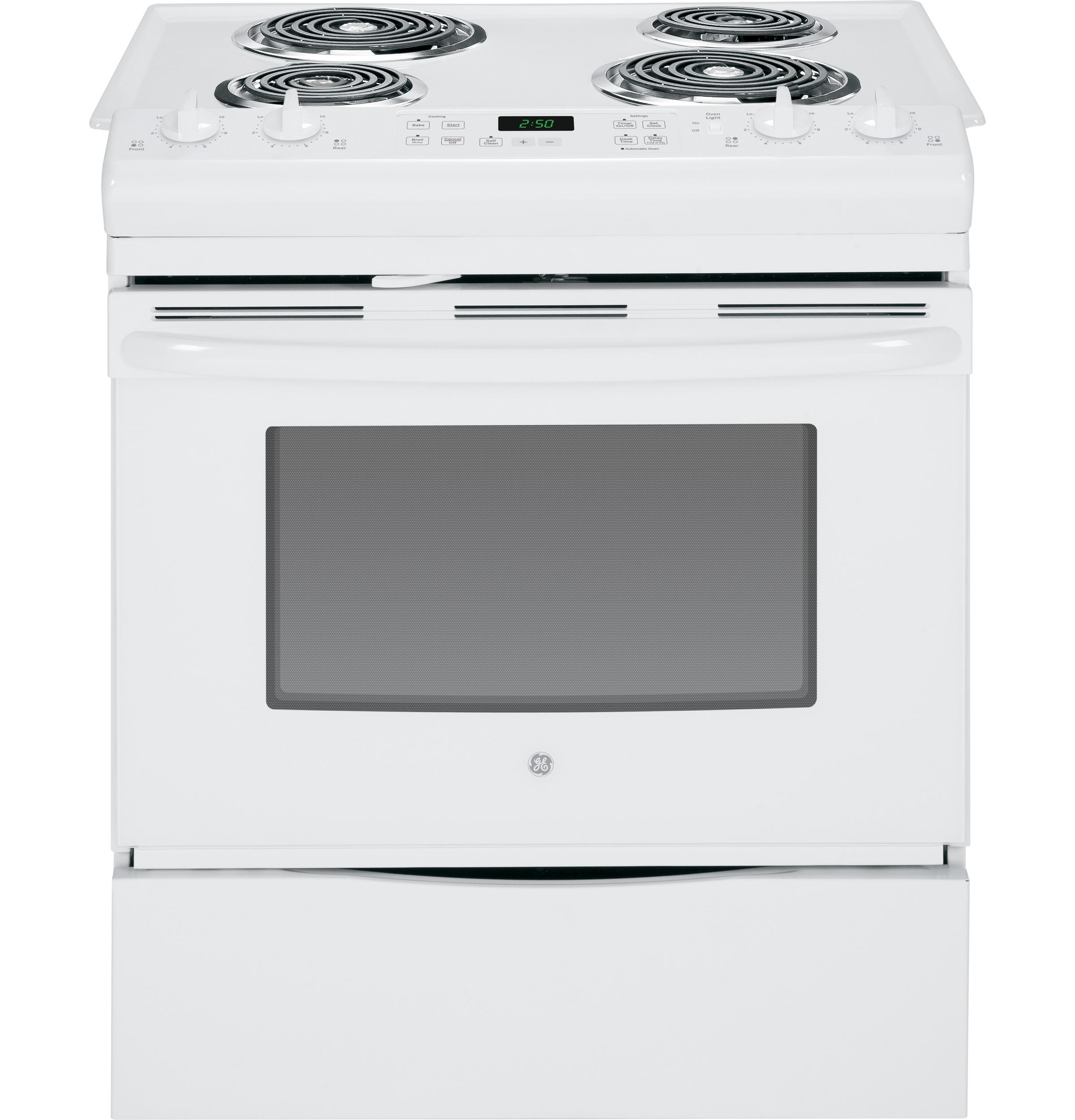 30-Slide-In-Electric-Range-White