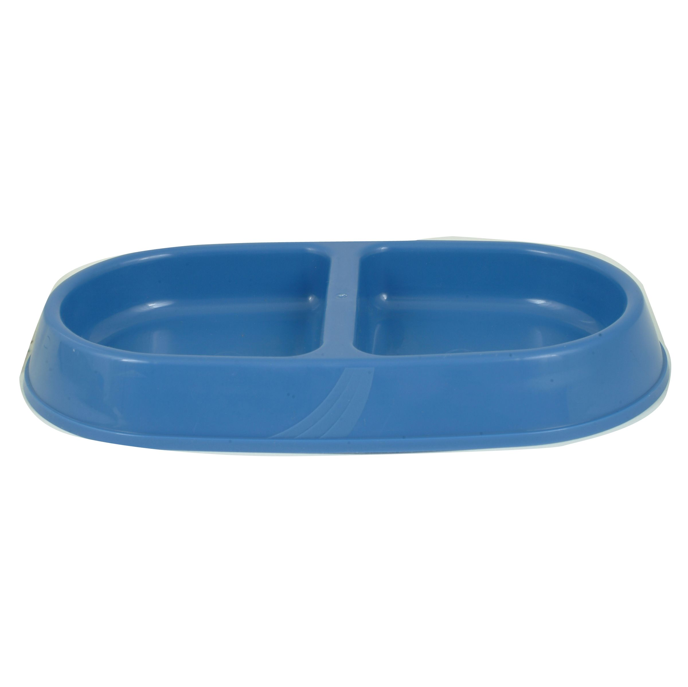 Small Lightweight Diner Double Dog Bowl