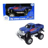 Just Kidz Radio Control 13in Truck - Blue Ford F150 at mygofer.com