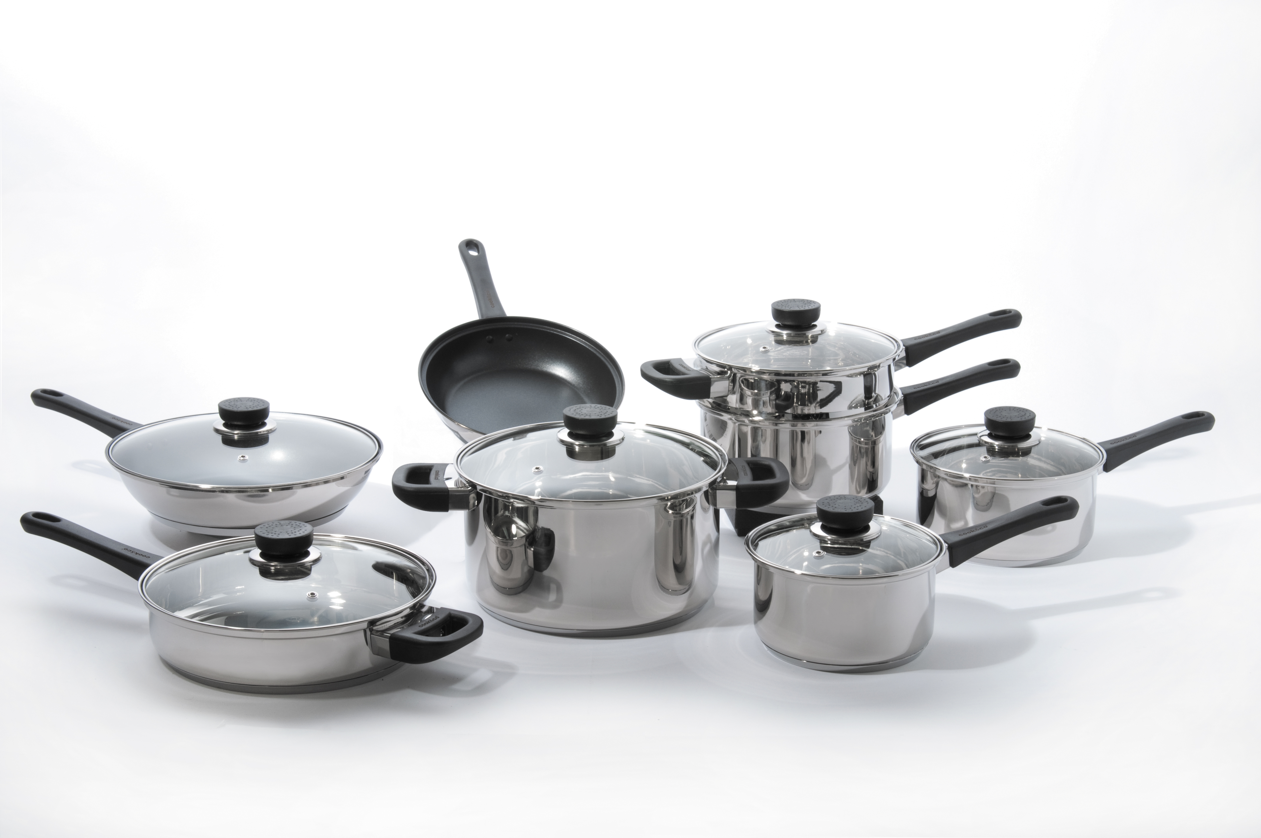 BergHOFF CooknCo 14 pc Cookware Set