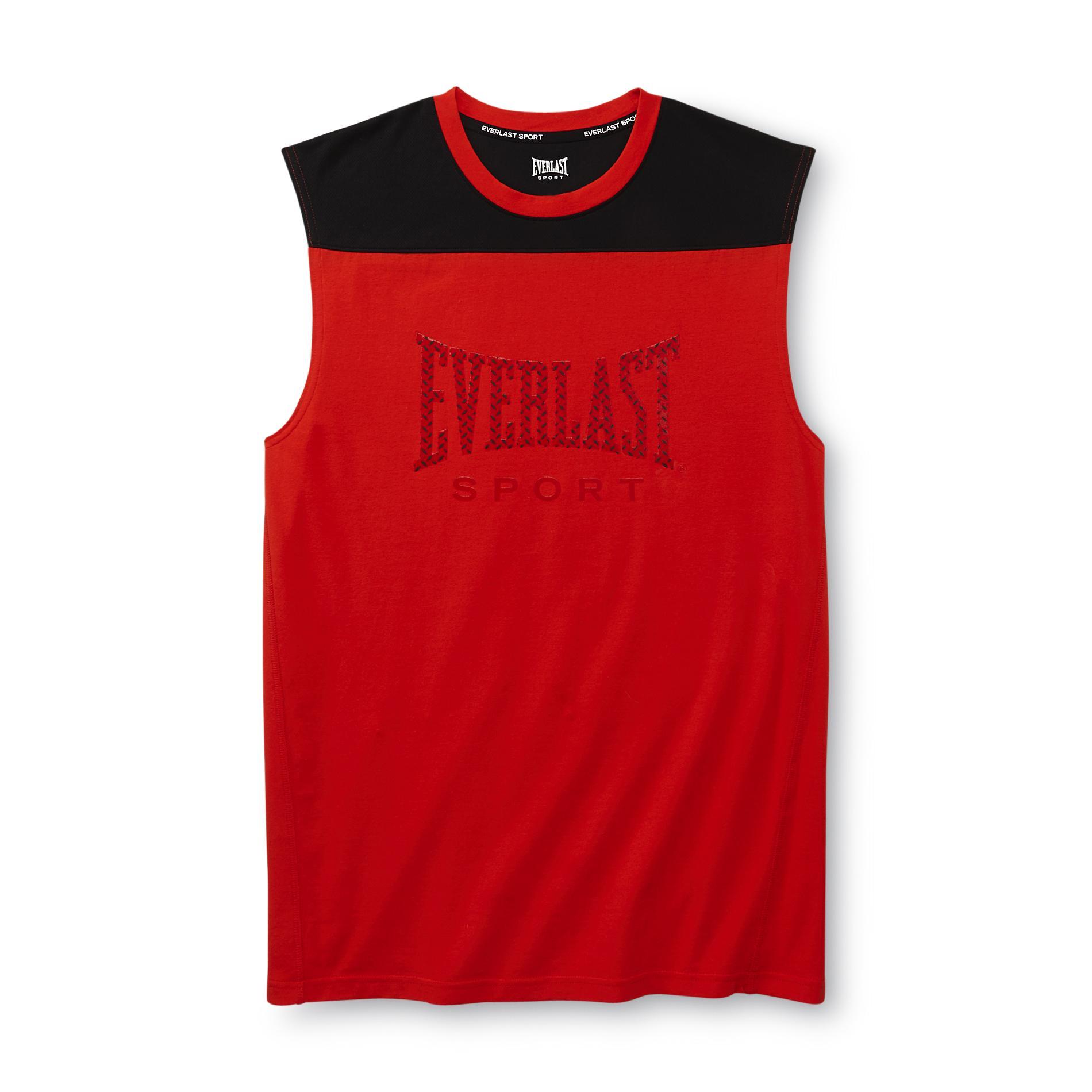 Everlast® Sport Men's Sleeveless T-Shirt