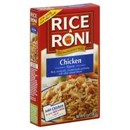 Rice A Roni Rice, Chicken Flavor, 6.9 oz (195 g) at Kmart.com