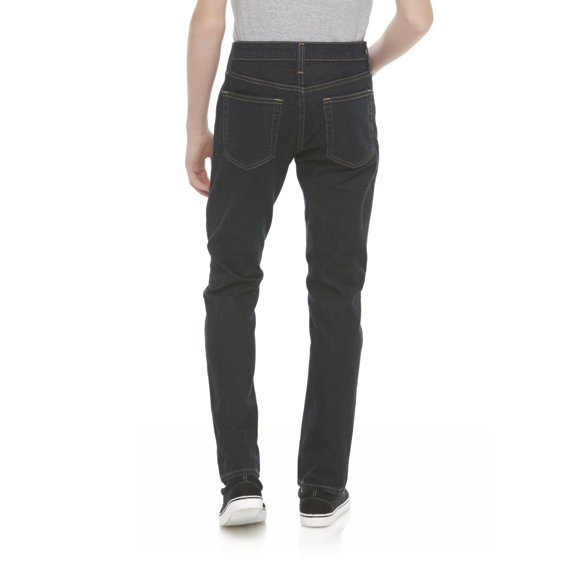 Route 66 Men's Skinny Jeans - Dark Wash