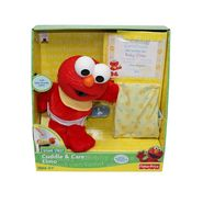Fisher-Price Sesame Street Cuddle & Care Baby - Elmo at Kmart.com