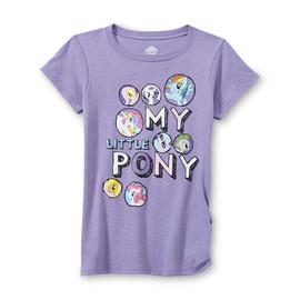 My Little Pony Girl's Graphic T-Shirt - Assorted Characters at Kmart.com