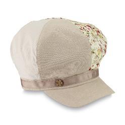 Joe Boxer Women's Patched Cabbie Hat at Kmart.com