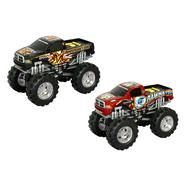 Monster Truck - 1 per package - colors & styles vary - may be either black or red at Kmart.com