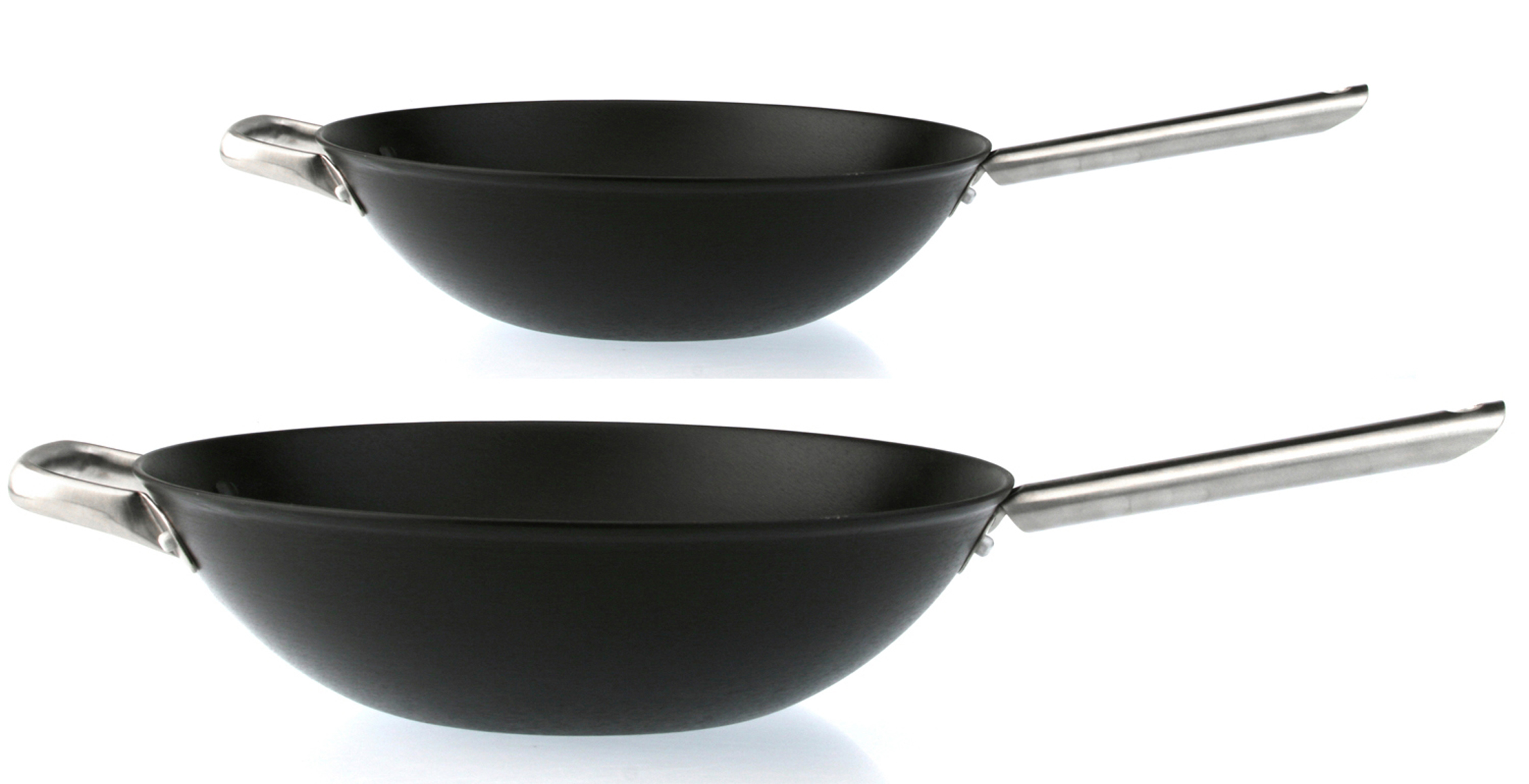 BergHOFF Asian 2pc Wok Set