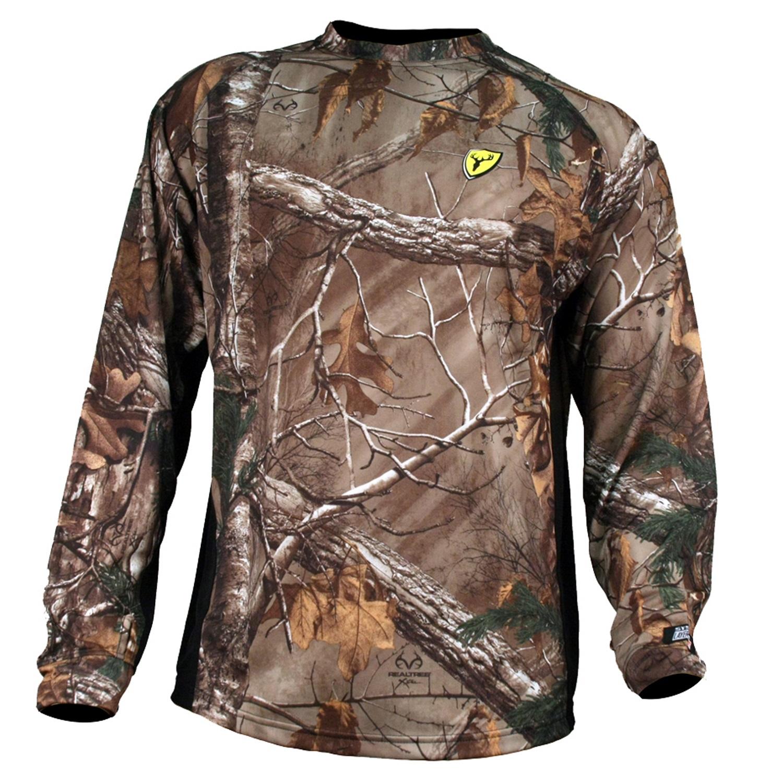 SCENTBLOCKER 8th Layer Long Sleeve Shirt Realtree Xtra-2XL