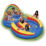 Intex Rainbow Ring Play Center at mygofer.com