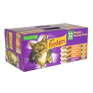 Friskies Wet Poultry Variety Pack Cat Food 32-5.5 oz. Cans at Kmart.com