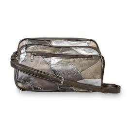 Jaclyn Smith Women's Patch Camera Bag at Kmart.com