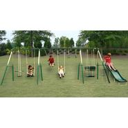 The Adventure Play 8-Leg Swing Set at Kmart.com