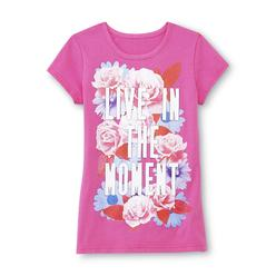 Route 66 Girl's Graphic T-Shirt - Floral Print at Kmart.com