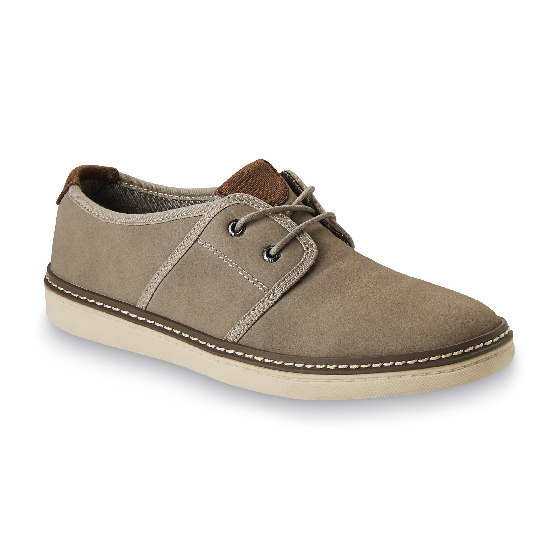 Attention Men's Jive Tan/Brown Oxford Shoe