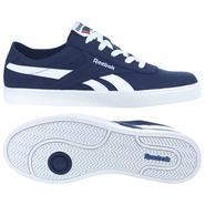 Reebok Men's Royal Global Blue/White Casual Shoe at Sears.com