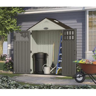 craftsman cbms6301 6 x 3 storage shed