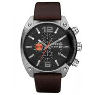 Diesel Mens Silver tone Stainless Steel Chrono Strap Watch at Sears.com