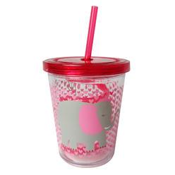 Essential Home Girl's Safari Twist Straw Cup at Kmart.com