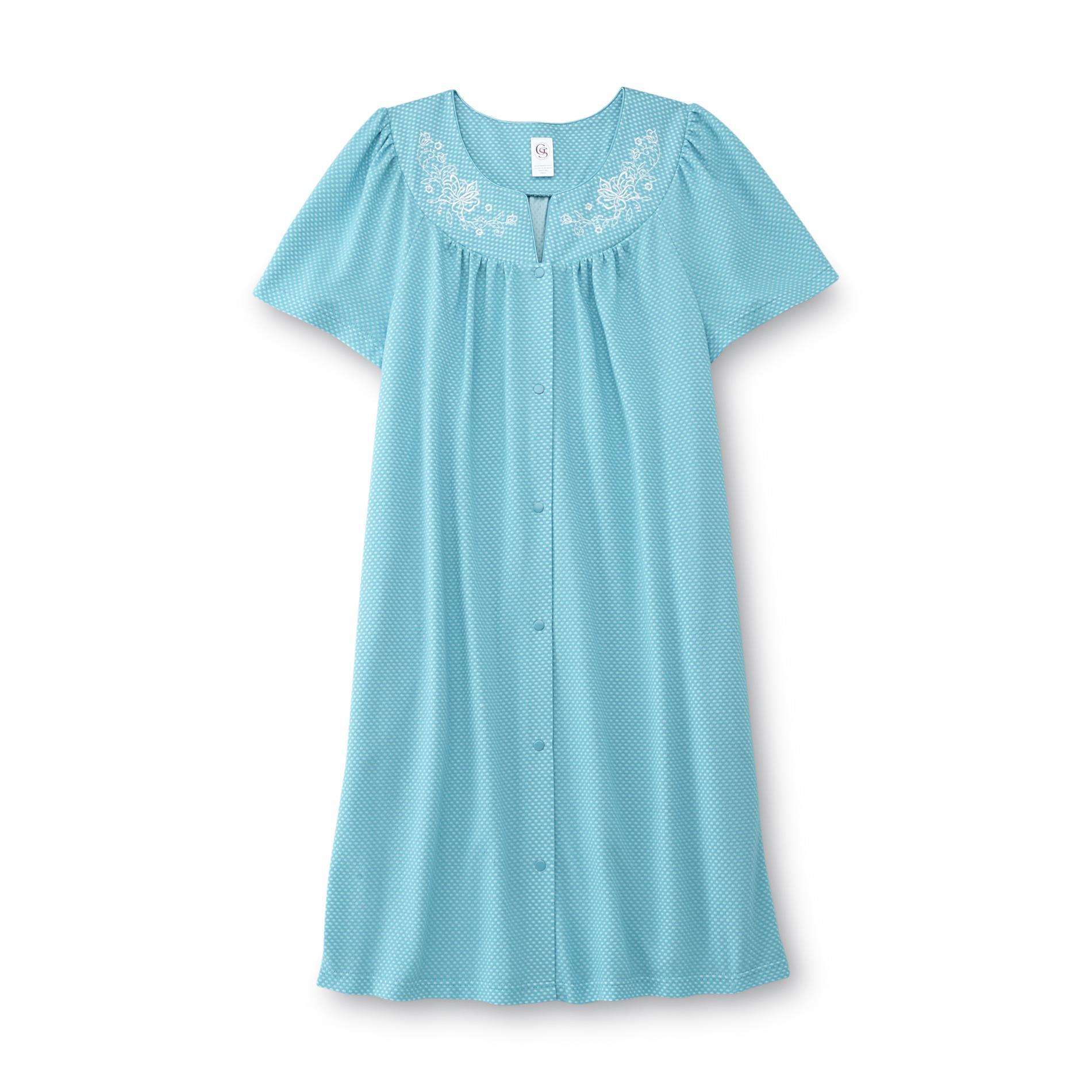 Granada Women's Knit Duster Robe