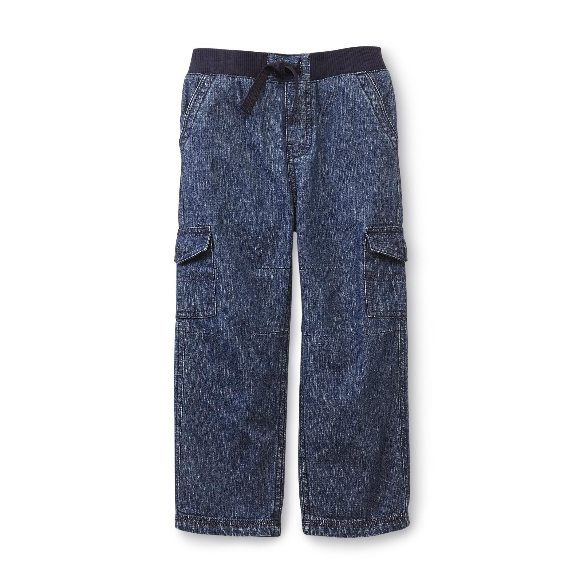 Toughskins Infant & Toddler Boy's Cargo Jeans