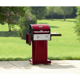 Kenmore 2 Burner Red Patio Grill Outdoor Living Grills