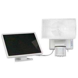 Maxsa Maxsa Solar-Powered Motion-Activated 30W Halogen Floodlight (40110)