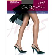 Hanes Pantyhose Silky Sheer Control Top Reinforced Toe at Sears.com