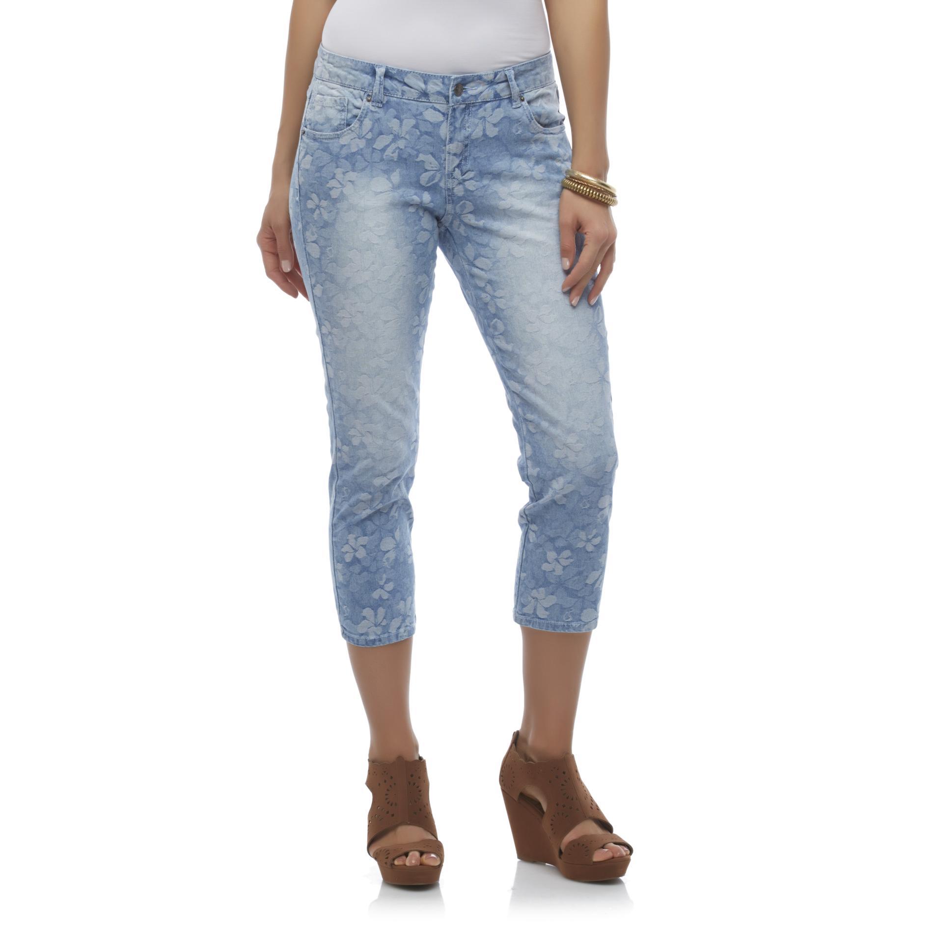 Canyon River Bl... Gloria Vanderbilt Capris Pants