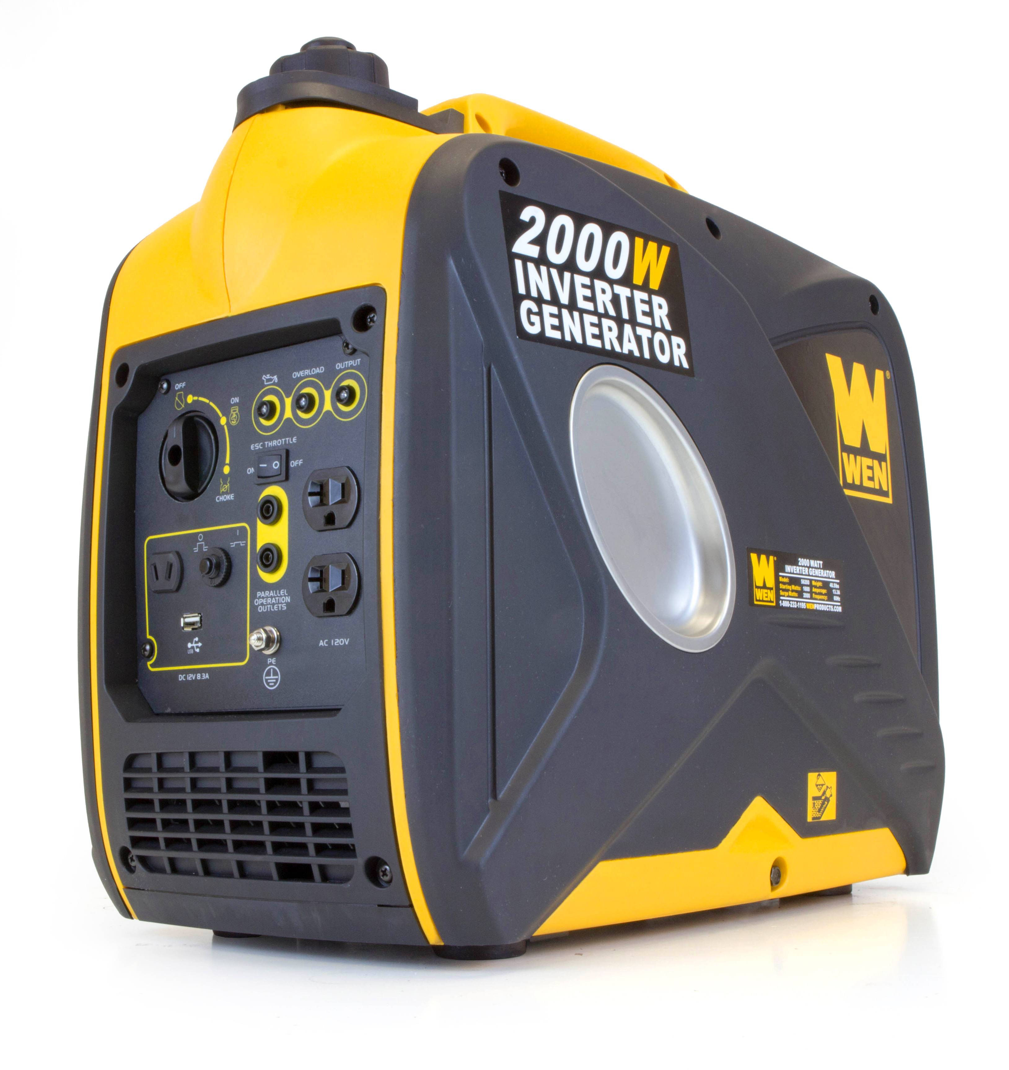 WEN 2000 Watt Inverter Generator