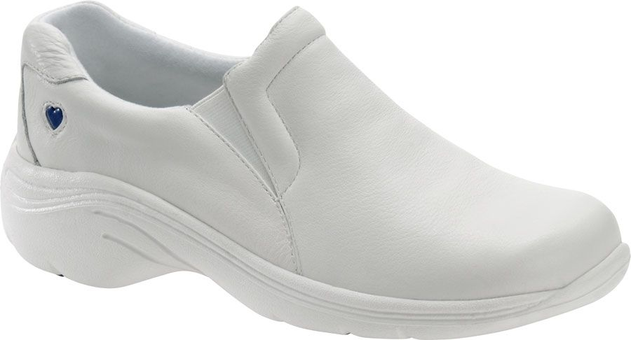 Shoes Online Sale Nurse Mates Dove Slip-Resistant White Women's Nursing Shoe # 229904 5;5.5;6;6.5;7;7.5;8;8.5;9;9.5;10;11;12