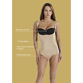 Dr. Rey Shapewear Everyday Control Bodysuit at Kmart.com