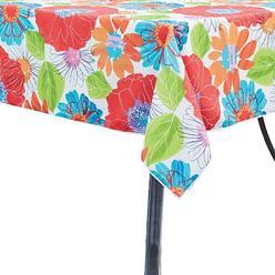 Essential Home 60x84 Rectangular Tablecloth – Floral at Kmart.com