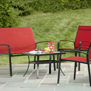 Essential Garden Bartlett 4 Piece Sling Seating Set at Sears.com