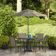 Essential Garden Bartlett Round Dining Table - Seats 4 at Sears.com