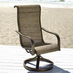 Grand Harbor Edgewater Single Swivel Chair at Kmart.com