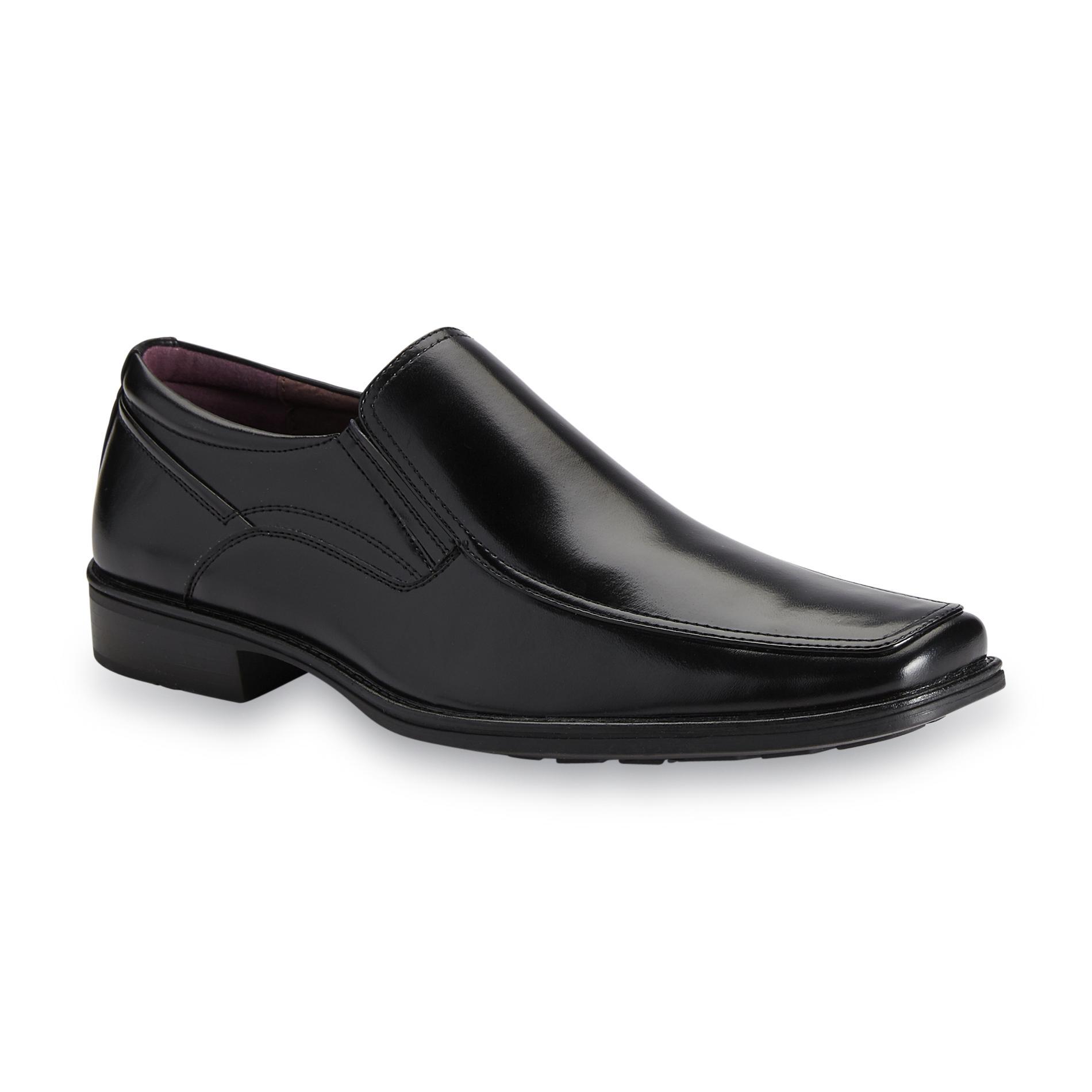 Freeman Men's Henson Black Dress Loafer