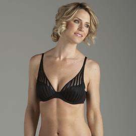 Vassarette Women's Body Curves Stripe Bra at Kmart.com